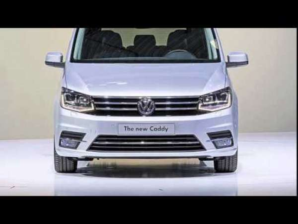 En Son vw caddy 2016