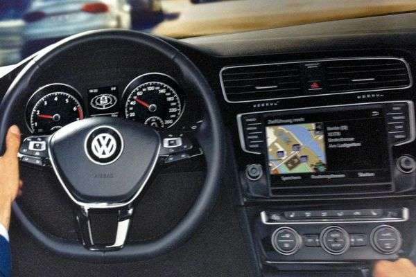2015 model yeni volkswagen golf modeli