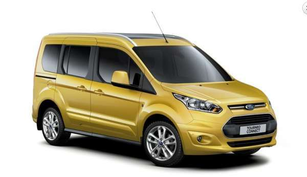 2015 ford tourneo connect resmi