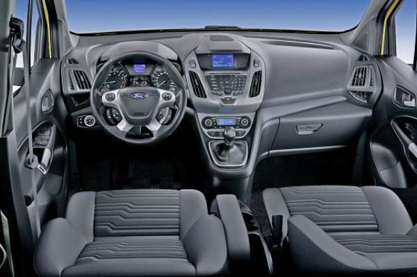 2015 yılı 2015 ford tourneo connect resmi