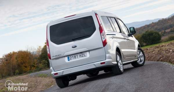 2016 model 2015 ford tourneo connect fotosu resmi