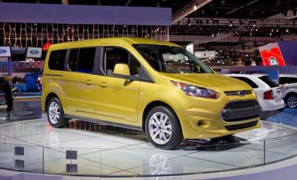 Son Tasarım 2015 ford tourneo connect model ve özellikleri