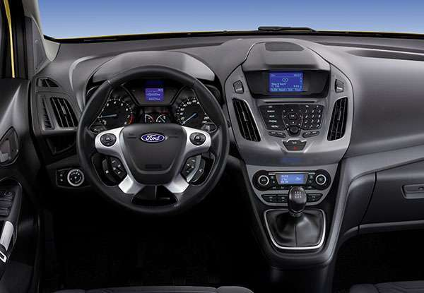 Yeni 2015 ford tourneo connect modeli resmi