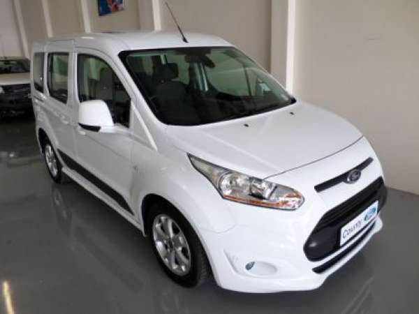 Yeni Model 2015 ford tourneo connect modeli resmi