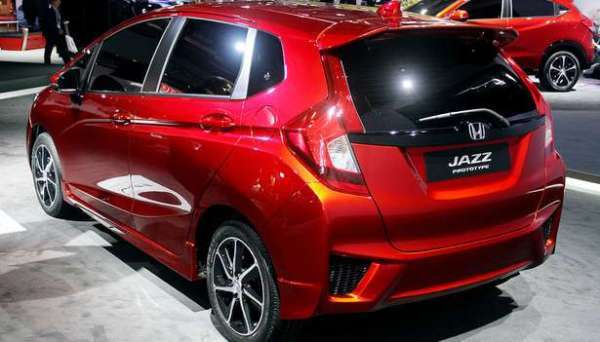 Yeni Model 2016 honda jazz modelleri