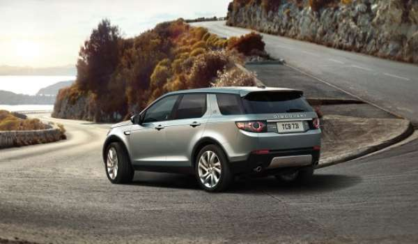 2016 model land rover discovery 2015
