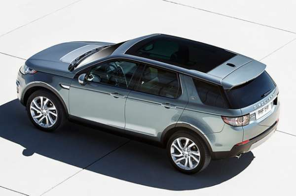 2016 model land rover discovery 2015 görseli