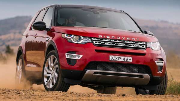 land rover discovery 2015 resim galeri