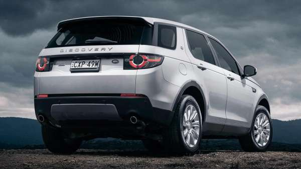 Yeni Model land rover discovery 2015