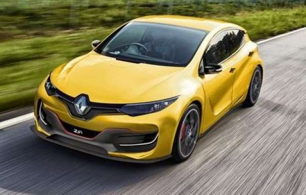 2015 model 2016 renault megane 4 görseli