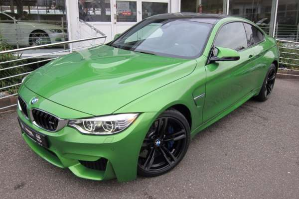 2015 model bmw m4 java green galeri resmi