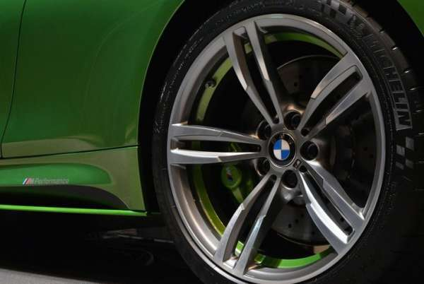 Yeni Model bmw m4 java green modeli