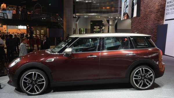 2016 model 2016 mini clubman görseli