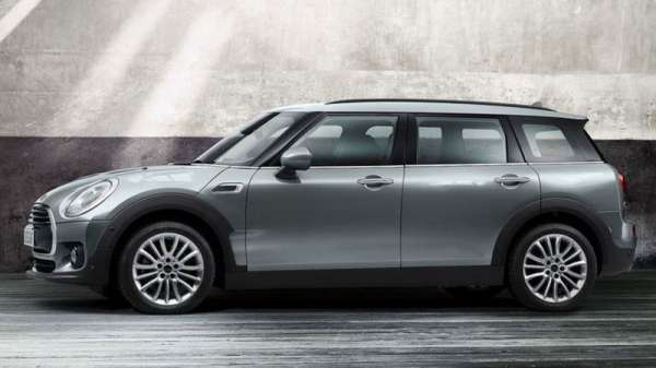 Yeni Model 2016 mini clubman görselleri