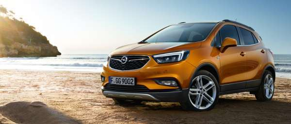 2016 model opel mokka x görselleri