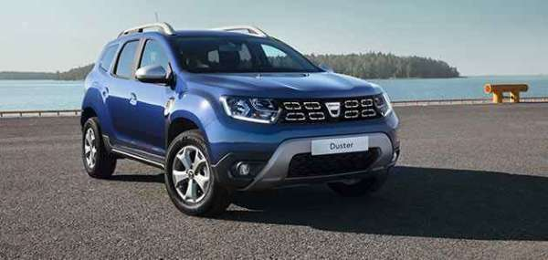 Yeni Model 2018 dacia duster modelleri