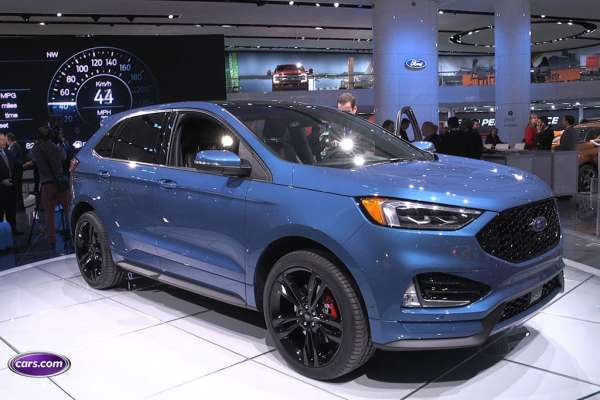 2019 ford edge model ve özellikleri
