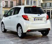 Yeni Model Toyota Yaris 2015