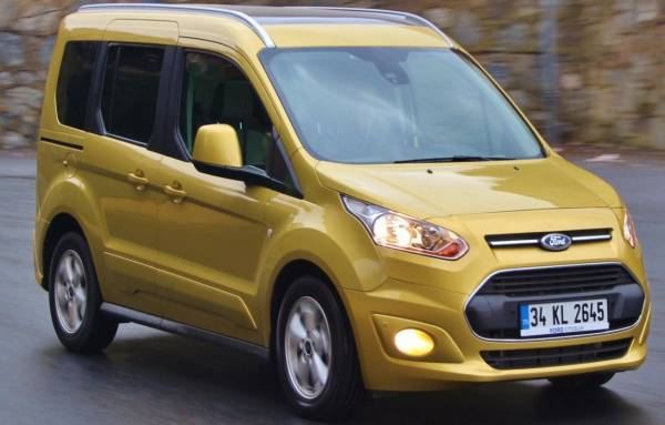 Yeni Kasa Ford Connect 2015