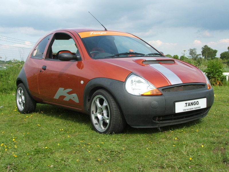 2004 Ford Ka Picture Gallery.