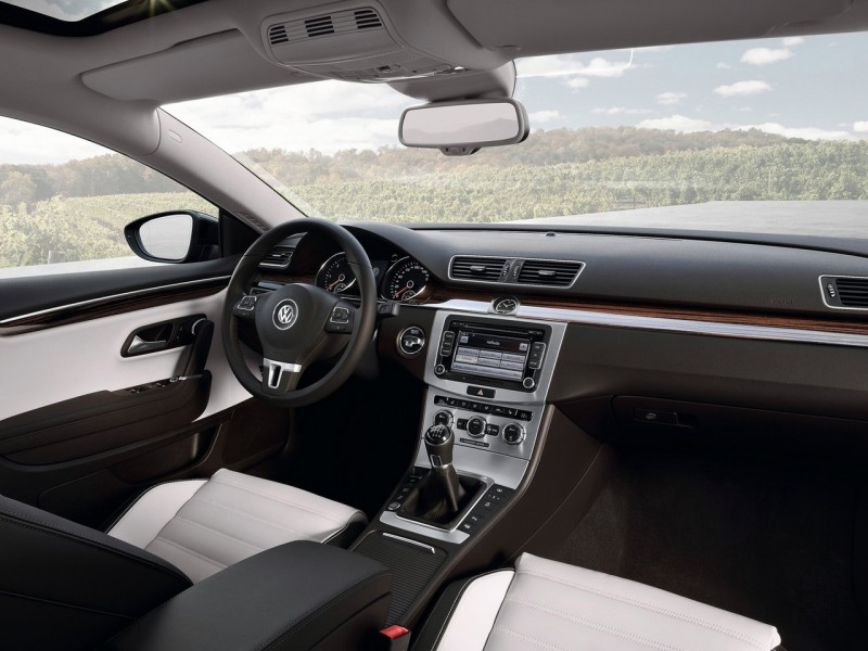 2013 Volkswagen Passat CC - Dashboard | 2014 2015 New Car Models