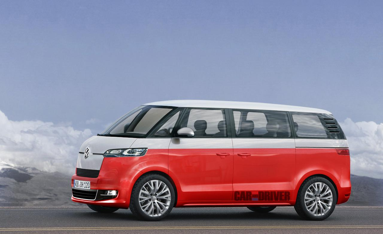 2014 Volkswagen Microbus after 12 Years | Vdub News.com
