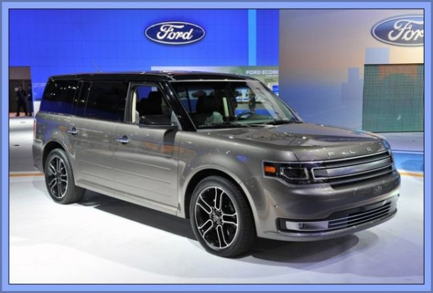 2015 Ford Flex - Price and Release Date - Release date 2015 2016