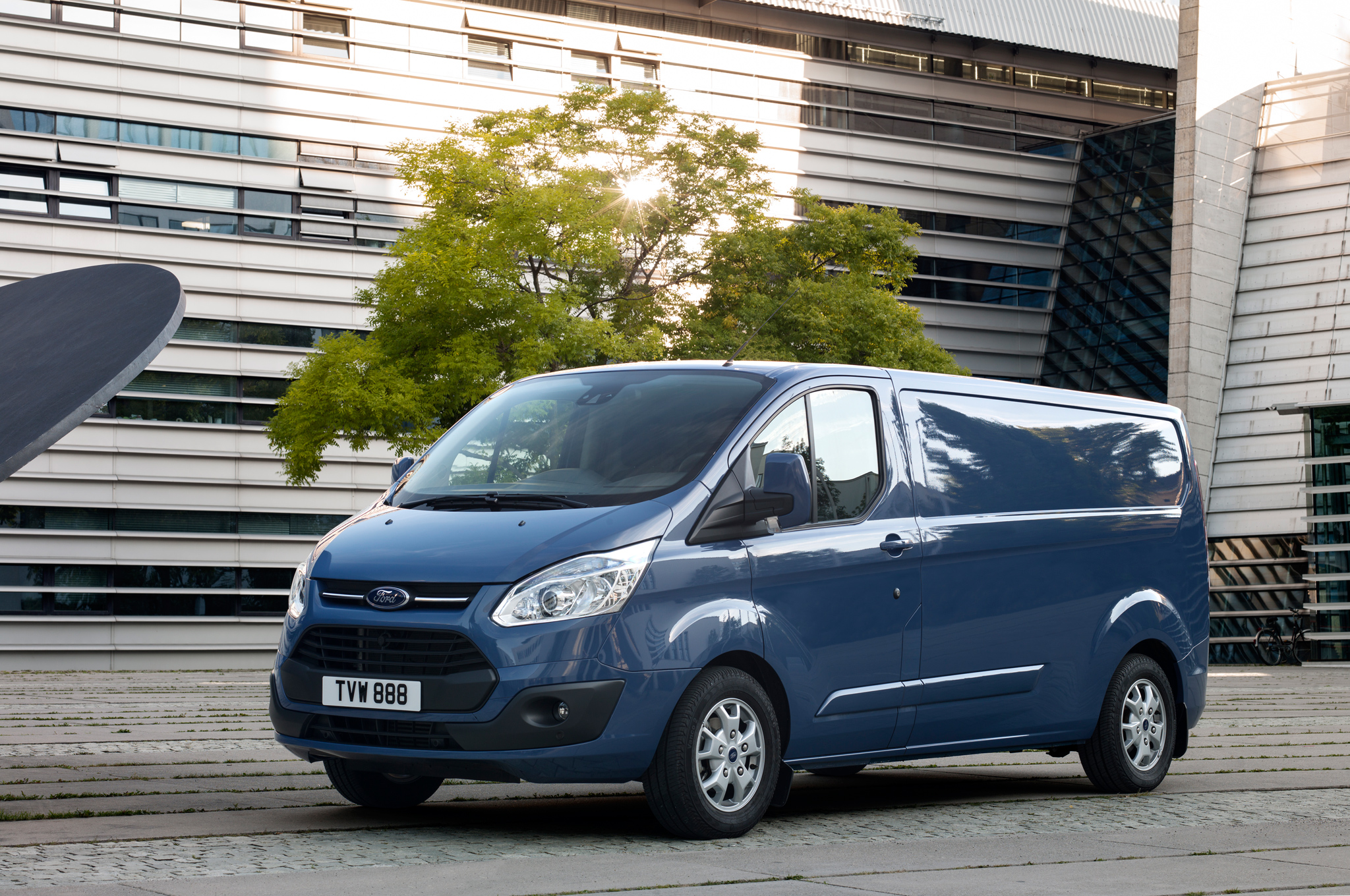 2015 Ford Transit Connect Minivan Images