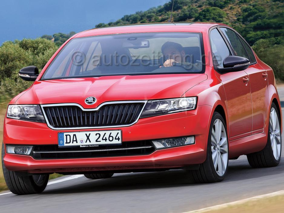 2015 Skoda Superb Review | Best New Cars 2015