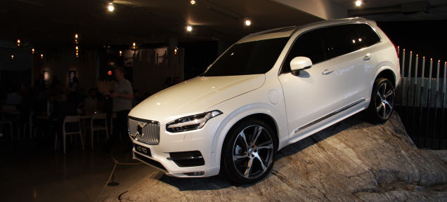 2015 Volvo XC90: Everything You Need To Know