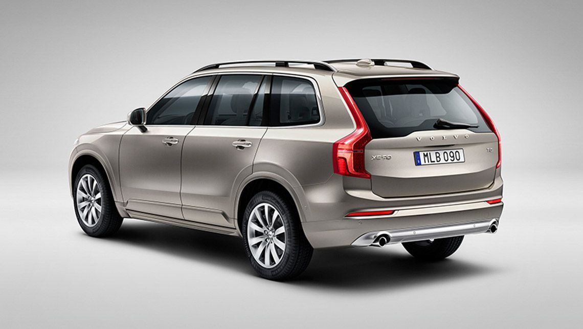 2015 Volvo XC90 | new car sales price: Car News | CarsGuide
