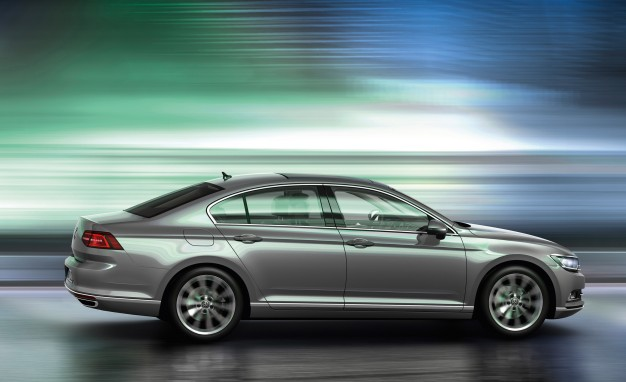 2015 VW Passat Euro-Spec Photos and Info - News - Car and Driver