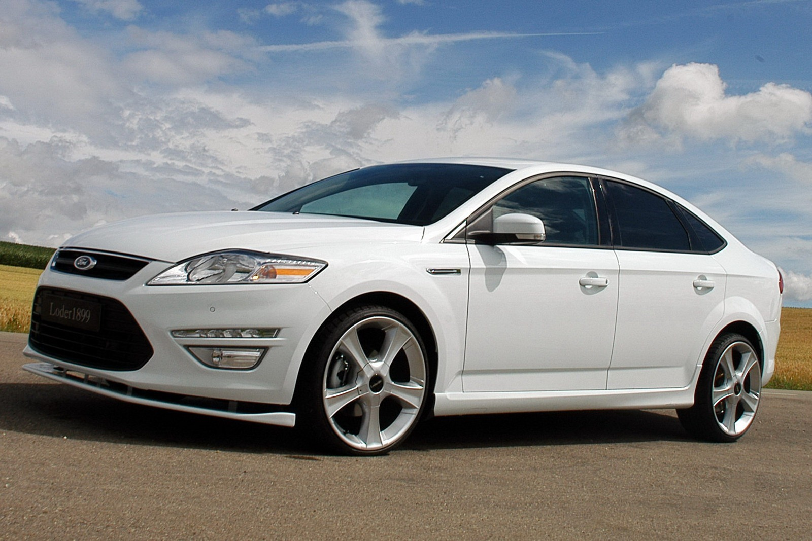 3DTuning of Ford Mondeo Sedan 2011 3DTuning.com - unique on-line