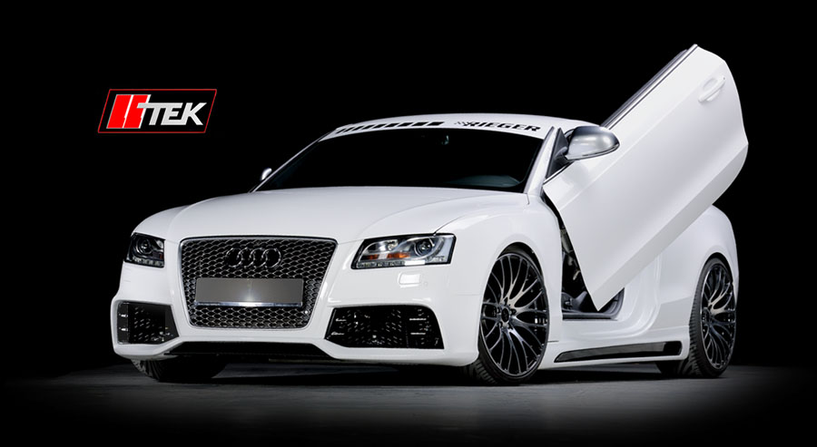 audi a5 tuning performance