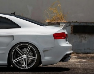 audi a5 tuning rieger