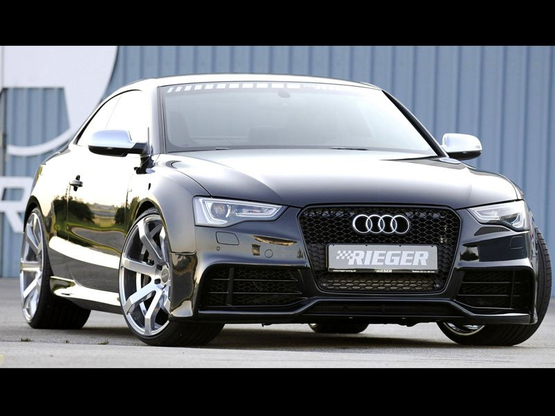 audi a5 tuning video