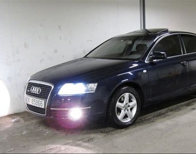 audi a6 tuning an 2001