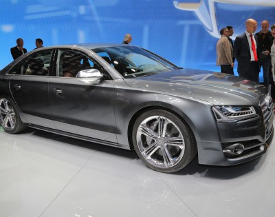 Audi A8 Reviews - Audi A8 Price, Photos, and Specs - CARandDRIVER