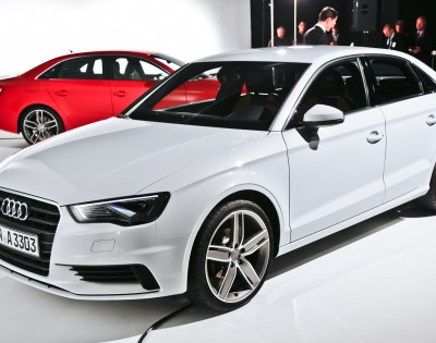 audi for 2015
