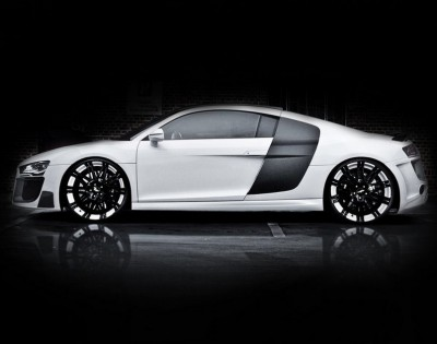 audi r8 weight