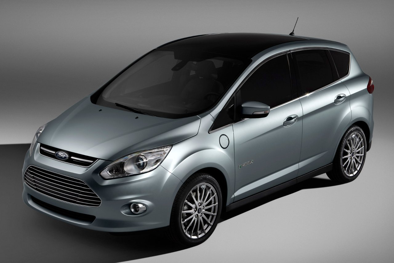 Ford C-Max history, photos on Better Parts LTD