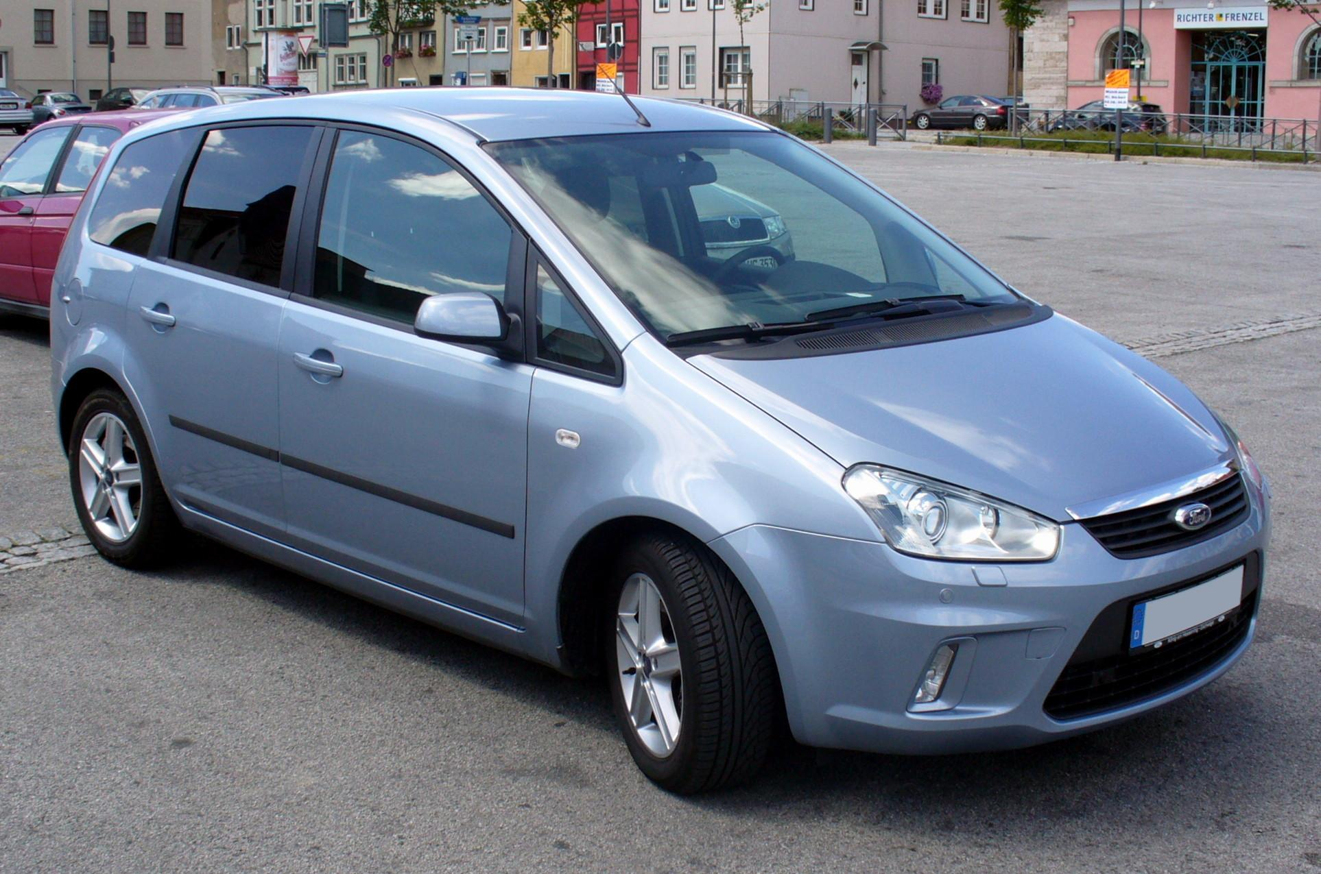 Ford C-Max - Simple English Wikipedia, the free encyclopedia