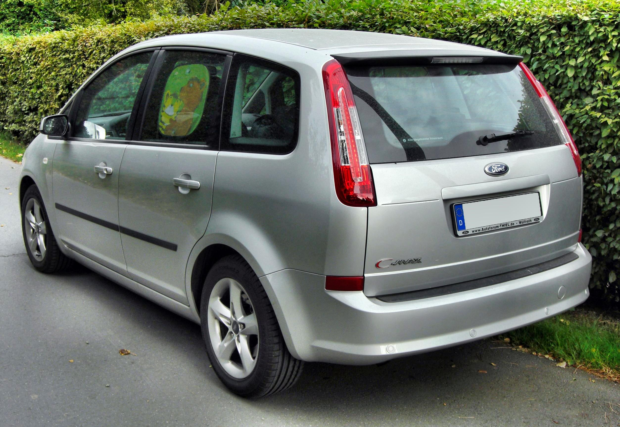 ford c max test