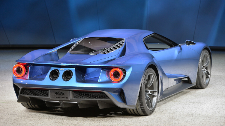 ford gt 0 60