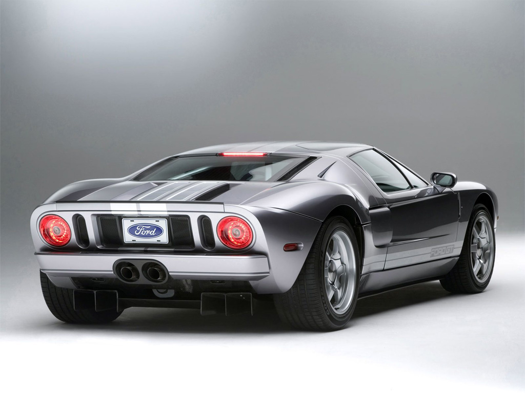 ford gt gauges