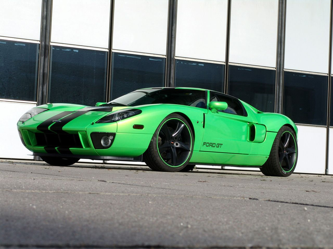 ford gt used
