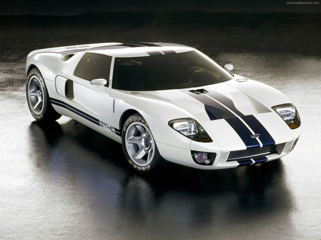 ford gt yahoo