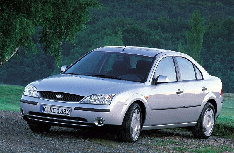 Ford Mondeo 2.0 TdCi lap times and specs - FastestLaps.