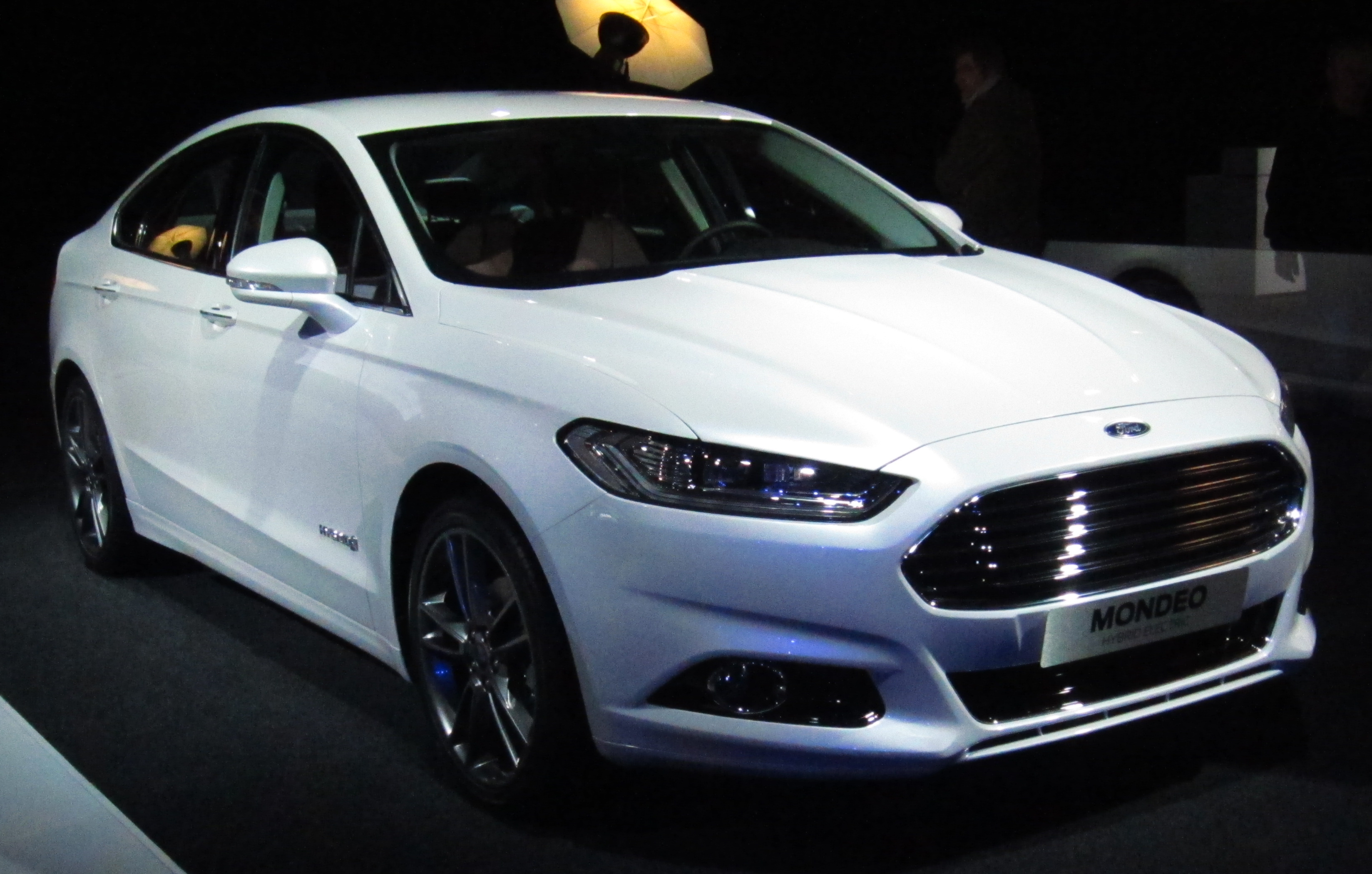 Ford Mondeo (fourth generation) - Wikipedia, the free encyclopedia
