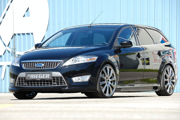 Ford Mondeo tuned by Rieger